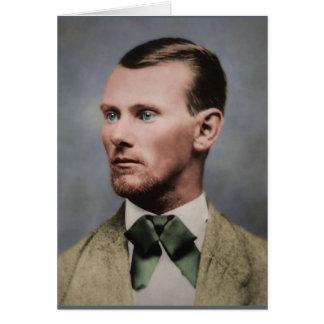 Jesseジェームス1882年 カード