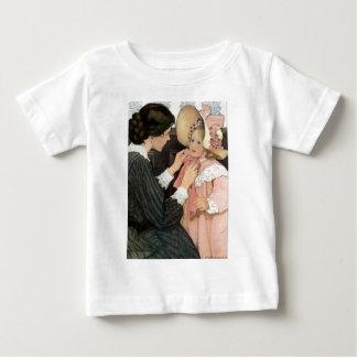 Jessie Willcoxスミスの母子供の母の日 ベビーTシャツ