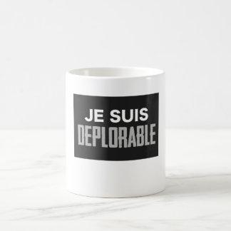 JeSuisDeplorable コーヒーマグカップ