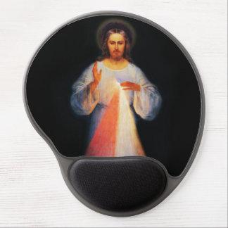 Jesus Divine Mercy Gel Mouse Pad ジェルマウスパッド