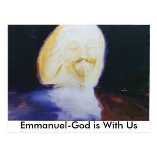 JESUSVISION_DESTIN_BRIDGE_のエマニュエル神… ポストカード