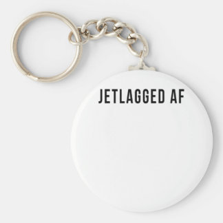 JETLAGGED AF キーホルダー