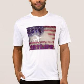JetLifeの生産の7月の2014日4日デザイン Tシャツ
