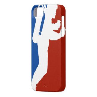 Jetpackのロゴのiphone 5の場合 iPhone SE/5/5s ケース