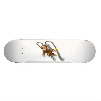 Jetpackの猿の飛行 スケートボード