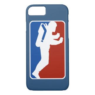 Jetpackの試験ロゴのiPhoneの場合 iPhone 8/7ケース