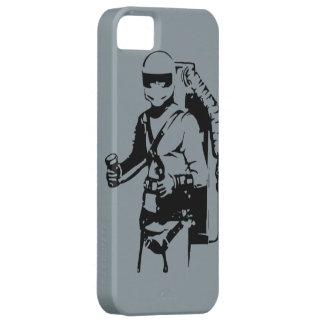 Jetpackの試験iphone 5の場合 iPhone SE/5/5s ケース