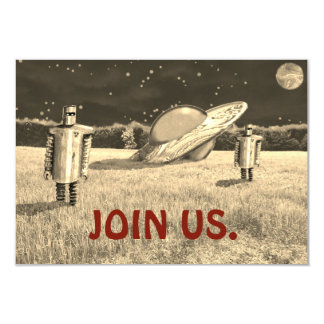 Jetpackcorpsによって米国UFOの空飛ぶ円盤を結合して下さい カード
