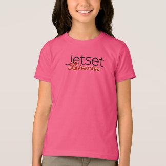 JetsetのLicorice >女の子のTシャツ Tシャツ