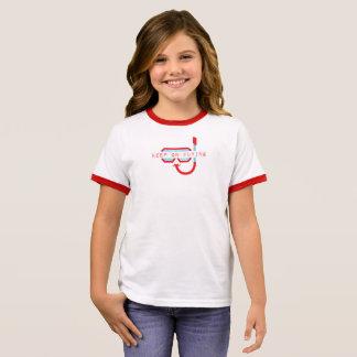 JetsetのLicorice >女の子のTシャツ< Tシャツ