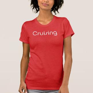 JetsetのLicorice >女性のTシャツ-クルージング Tシャツ