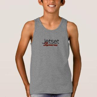 JetsetのLicorice >男の子のタンクトップ タンクトップ