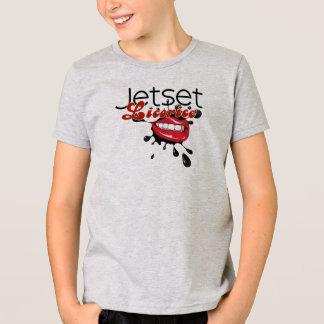 JetsetのLicorice >男の子のTシャツ-空世辞 Tシャツ