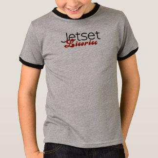 JetsetのLicorice >男の子のTシャツ Tシャツ