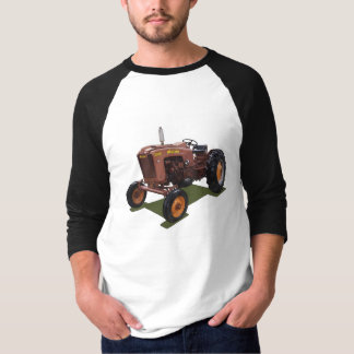 JetStarのトラクター Tシャツ