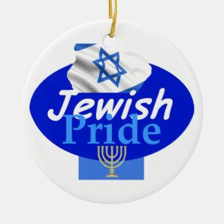 JEWEISHのプライドのオーナメント セラミックオーナメント