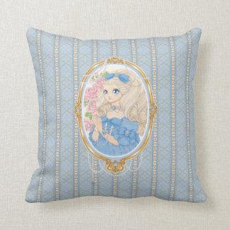 Jewel女性枕(サファイア) クッション