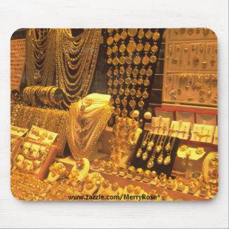 Jeweleryのショーケース マウスパッド