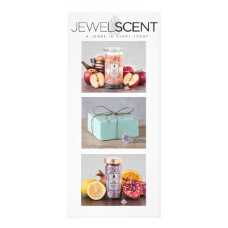 JewelScentの棚カード カスタマイズラックカード