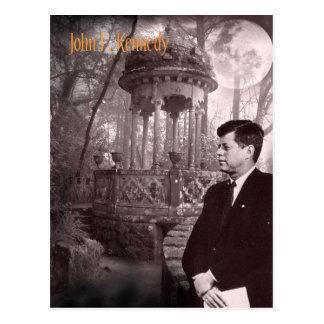 JFKの夢 ポストカード