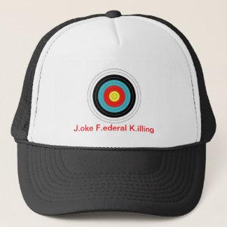 JFKの帽子 キャップ