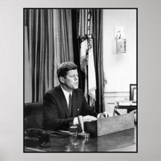 JFKは国民を -- ボーダー ポスター