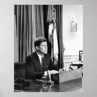 JFKは国民を ポスター