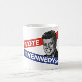JFKケネディの選挙 コーヒーマグカップ