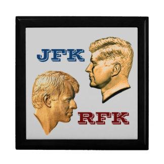 JFK及びRFKのプロフィール ギフトボックス
