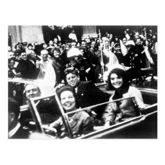 JFK第50記念日の郵便はがき ポストカード