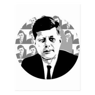 JFK ポストカード