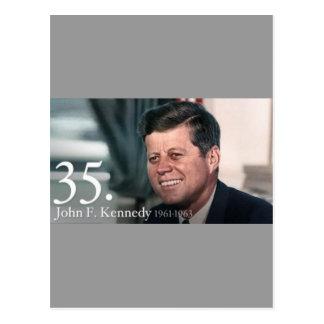 JFK 35 ポストカード