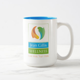 JGの健康陶磁器のマグ ツートーンマグカップ