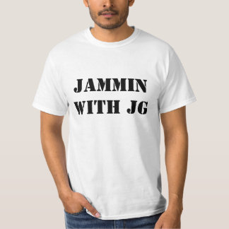 JGのJammin Tシャツ