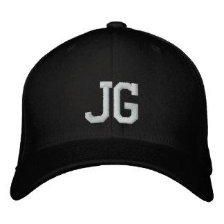 JG 刺繍入り野球キャップ