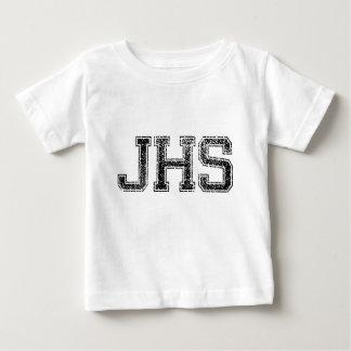 JHSの高等学校-動揺してなヴィンテージ ベビーTシャツ