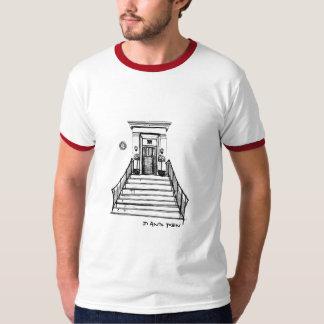 Ji著大修道院の道 Tシャツ