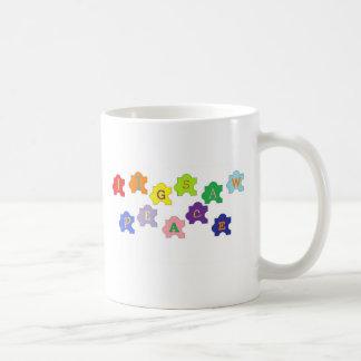 jigsaw_peaceのマグ コーヒーマグカップ