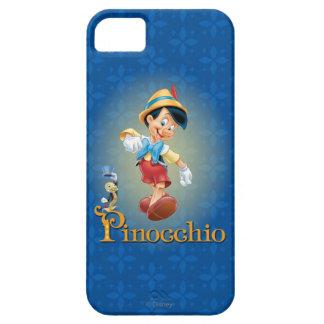 Jiminyのコオロギ2とのPinocchio iPhone SE/5/5s ケース