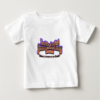 JimmYSixStrinG帽子ロゴ蝶CLR BG DRK BDM17 ベビーTシャツ
