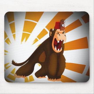 Jingles氏猿の暗殺者 マウスパッド