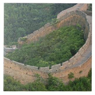 Jinshanling、中国の万里の長城 タイル