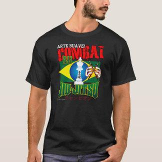 Jiu-Jitsuの戦闘- BJJ Tシャツ