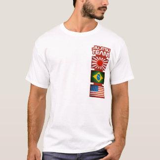 JiujitsuのチームTシャツ Tシャツ