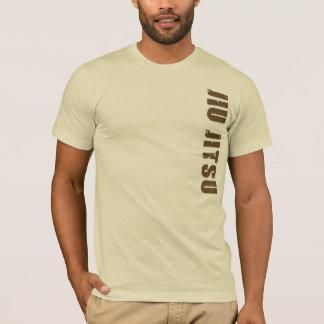 JiujitsuのTシャツ Tシャツ