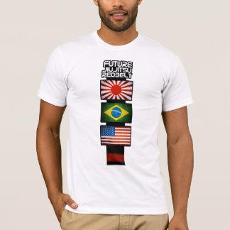 JiuJitsu RedbeltのTシャツ Tシャツ