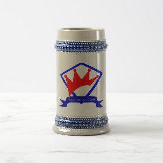 JKDはビールstien革新します ビールジョッキ