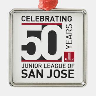 JLSJ第50記念日の記念するオーナメント メタルオーナメント