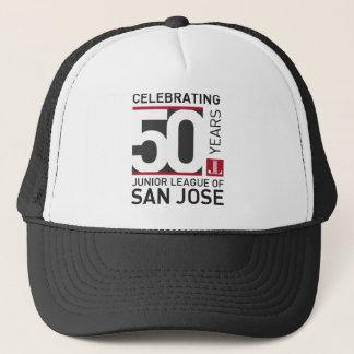 JLSJ第50記念日の記念するトラック運転手の帽子 キャップ