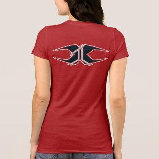 JLXのシルエット Tシャツ